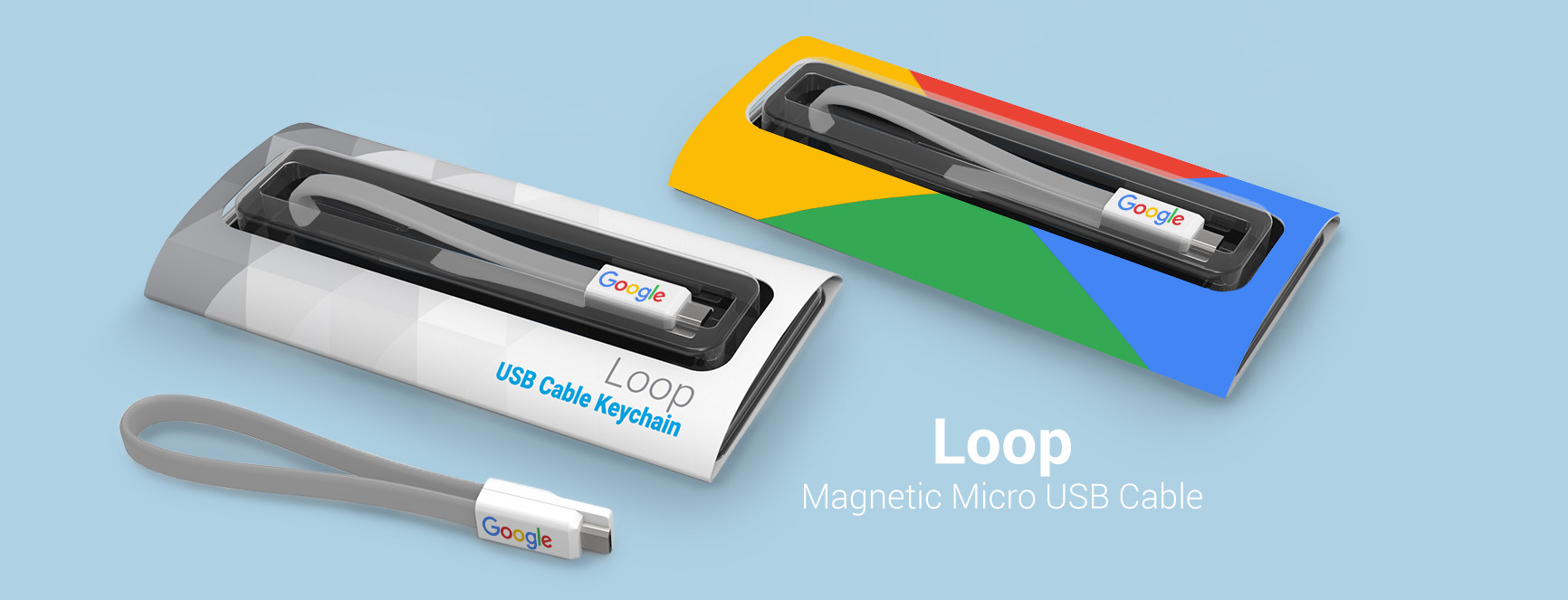 Loop packaging