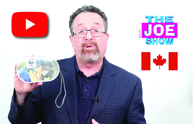 The Joe Show - Concerto media coverage