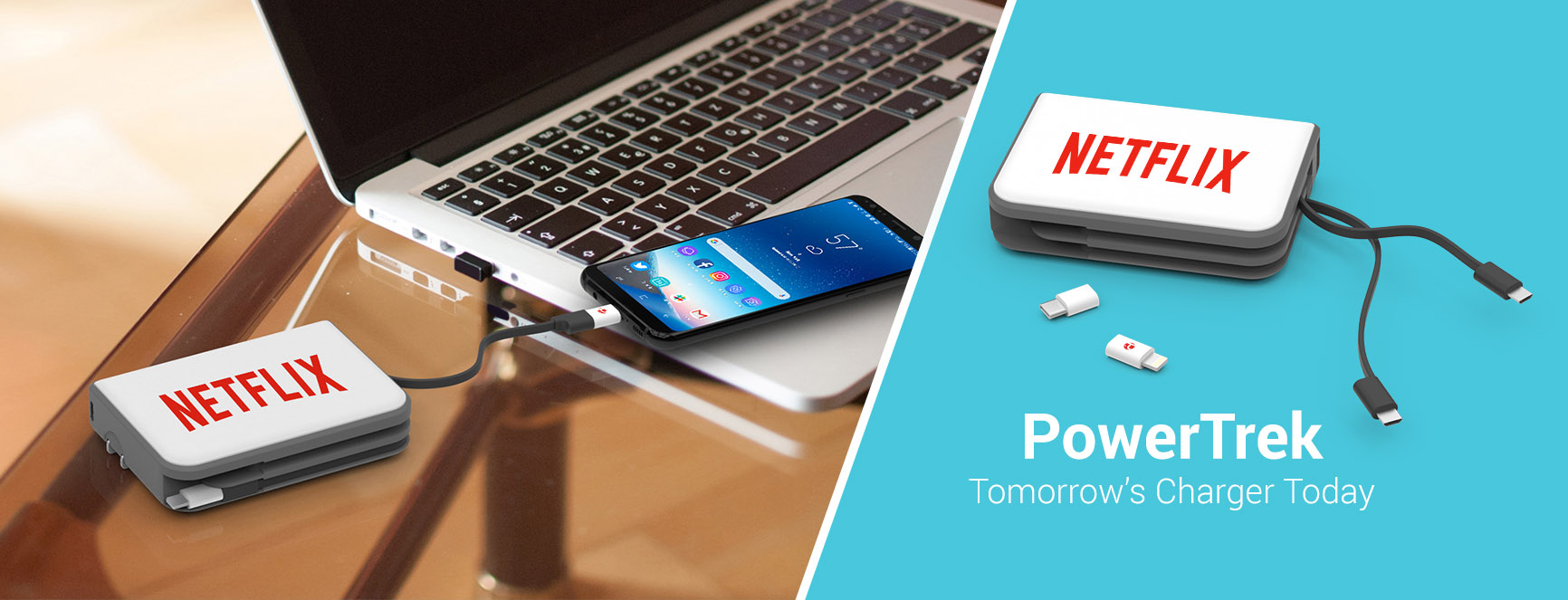 PowerTrek: Tomorrow's Charger Today