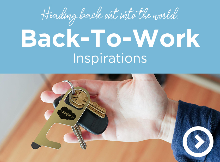 Back-To-Work Inspirations Brochure