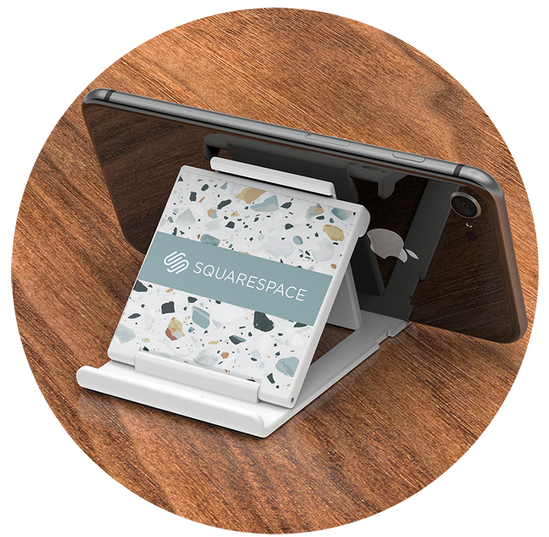 Clutterfree Kit phone stand