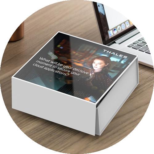 upscale gift box