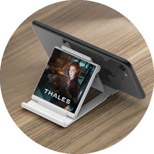 adjustable fold stand