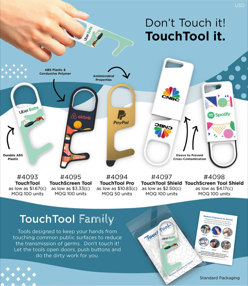TouchTool Family