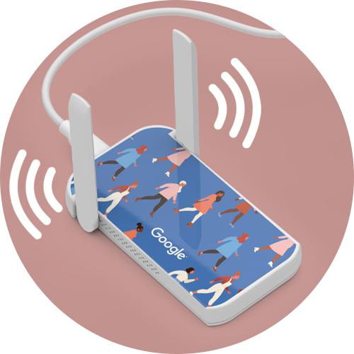 Wave wifi extender
