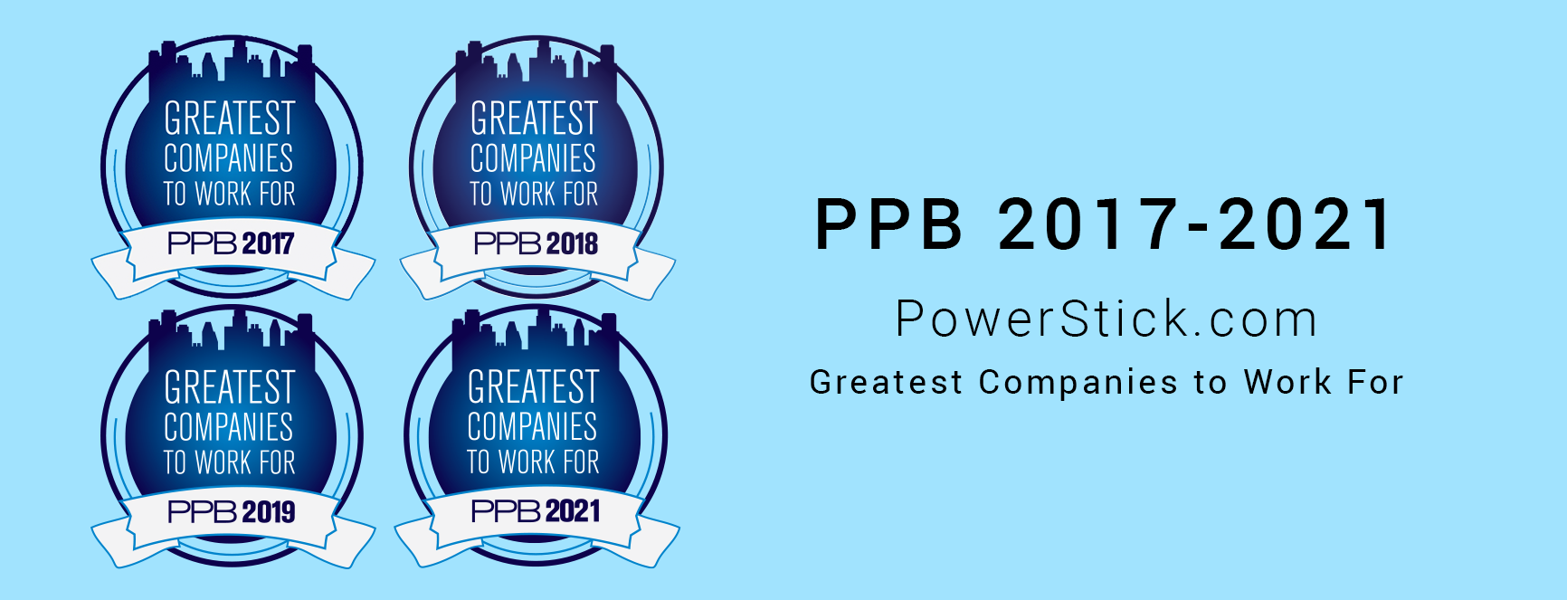Greatest Companies to Work For